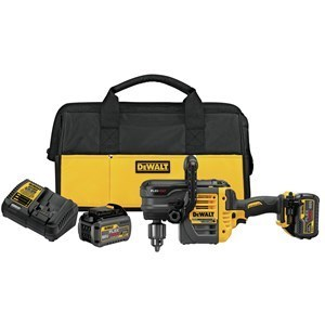 DEWALT DCD460T2 Joist Drill Kit, 60V Flexvolt Lithium Ion Battery