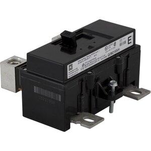 Square D QOM2125VH Breaker, Main, 125A, 2P, 120/240VAC, 22kAIC, Type QOM2