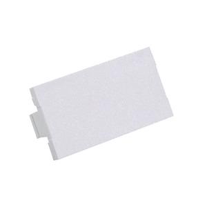 Panduit CHB2MIW-X Minicom 1/3 Blank Insert, Off-White