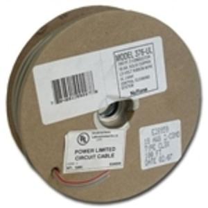 Nutone 376 100' 18/2 Wire