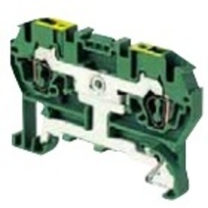 Entrelec 029001905 Spring Connection Terminal Block. Type: D 2,5/5.P.3L