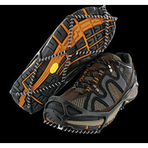 Implus Footcare 08605 YAKTRAX WALKER SHOE TRACTION LARGE