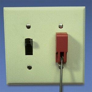 Panduit PSL-WS Toggle Switch Lockout Device, Accomm.,45