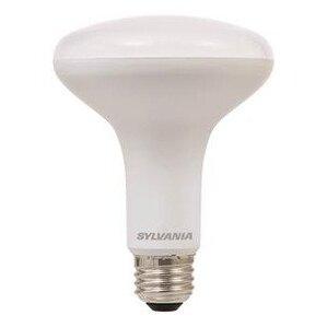 SYLVANIA LED9BR30DIM85010YVRP2 LED Lamp, Dimmable, BR30, 9W, 120V