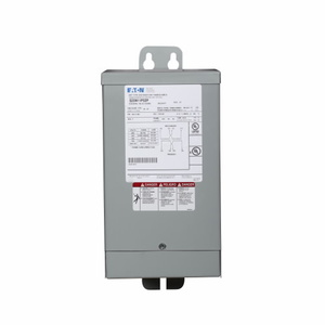Eaton S20N11P16P Transformer, 1.5KVA, 1P, 240/480V, 120/240V, Encapsulated