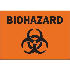 25743 BIOHAZARD (BLOODBORNE PATHOGEN) SI