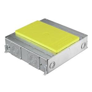 Hubbell-Kellems CFB4G30 HWDK CFB4G30 REC CFB 4 GANG