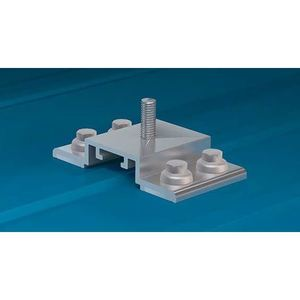 S-5! Attachment Solutions SOLARFOOT Mounting for Exposed Fastener Roofing