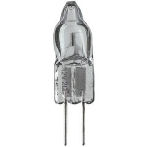 Thomas & Betts 580.0012-E Replacement Lamp for EL-2SQ, Halogen, Bi-Pin, T2-1/4, 6V, 6W
