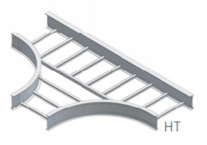 Cablofil LD-4A-HT12-12 LD-4A-HT12-12 AL 4H HORZ TEE 12R 12W
