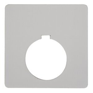 9001KN700WP PUSHBUTTON LEGEND PLATE - PL