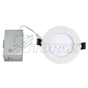 Topaz RDL/4RND/9/CTS-97 1/40-PK 4IN COLOR SELECTABLE DOWNLIGHT 9W RND