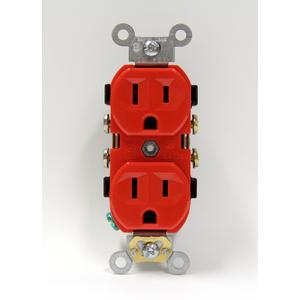 CR15-R RED RECPT DPLX INDENTED 2P3W