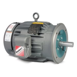 Baldor VM2334T Motor, General Purpose, 3PH, 20HP, 1800RPM, 230/460VAC, TEFC, 4P