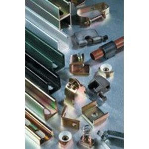 Superstrut ZAB201-10 SS ZAB201-10 90 DEG ANGLE BRKT 2 HL