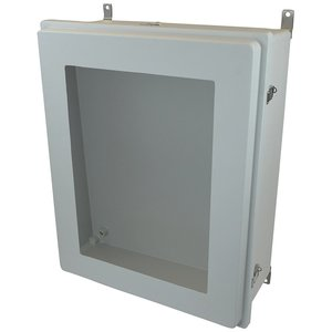 Allied Moulded AM30240RLW Wall mount enclosure assembly