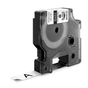 "Dymo 18489 Refill Cartridge, Flexible Nylon, 3/4"" x 11.5'"