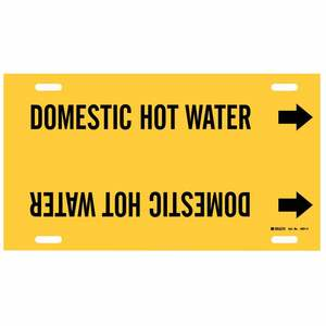 4051-F 4051-F DOMESTIC HOT WATER/YEL/STY