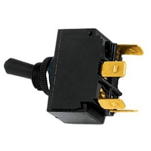 Hubbell-Wiring Kellems M11LTR MARINE SWITCH, SPST ON/OFF, LIT TIP