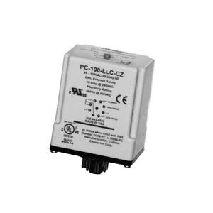 Symcom PC-100-LLC-GM Relays 2 INPUT Liquid Level Control - GM