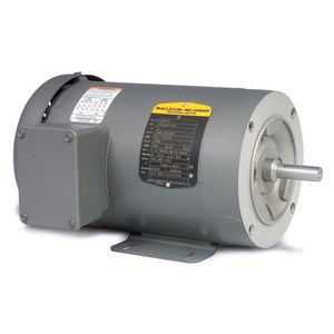 Baldor CM3541 .75HP 3450RPM 3PH 60HZ 56C 3413M TEFC F1