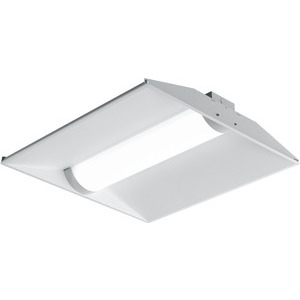 H.E. Williams LT-22-L39/835-AF-QS-DIM-UNV LED Troffer, 2x2, 33W, 3900L, 3500K, 120-277V