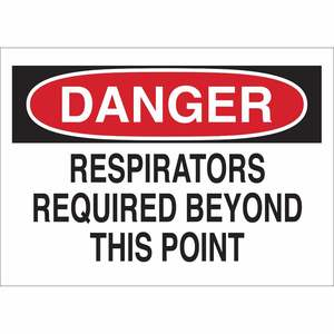 25221 PROTECTIVE WEAR SIGN