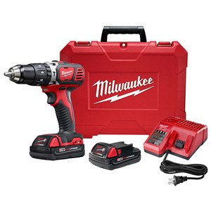"Milwaukee 2607-22CT MILW 2607-22CT M18™ 1/2"" HAMMER DRI"