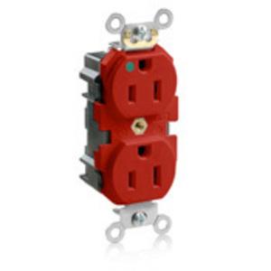MT820-R RED LEVLOK TAMPER RESIST HG DPLX