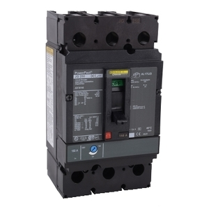 Square D JGF36250 MOLDED CASE CIRCUIT BREAKER 600V 250A