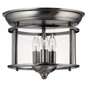 Hinkley Lighting 3473PW HIN 3473PW 3-40W CEILING FIXTURE
