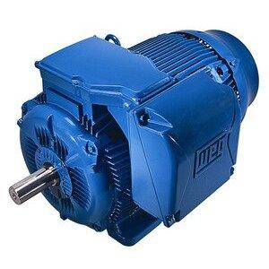 Weg 01518ET3E254T-W22 Motor, 4P, 15HP, 11kW, 1800RPM, 208-230/460VAC, Foot Mounted, 254/6T