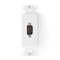 41647-W WH DEC INSERT HDMI FEEDTHROUGH