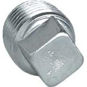 Hubbell-Killark PLUG2-SQ PLUG, STEEL SQHD CLOSE