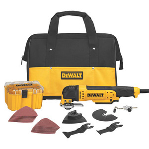 DEWALT DWE315K Oscillating Multi-Tool Kit
