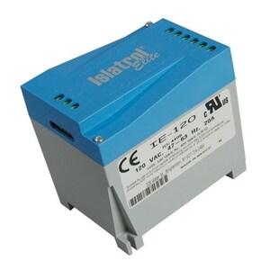 Sola Hevi-Duty IE-105 ISLATRL E 1PH 5A 120V DIN