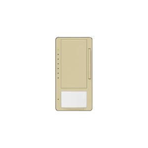 Lutron MSCL-OP153MH-IV Occupancy Sensor Dimmer, 600/150W, Maestro, Ivor