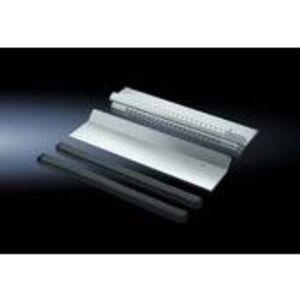 Rittal 8800660 Gland Plate, Type: EMC, Frame Width: 600mm, Steel/Zinc Plated