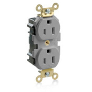 M5262-GY GY REC DUP 15A125V