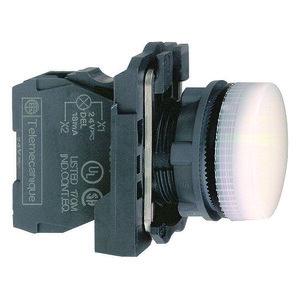 Square D XB5AVB1 PILOT LIGHT LED 24V