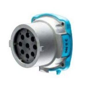 Meltric 17-18090 MEL 17-18090 DN9C INLET 50V 20A 9