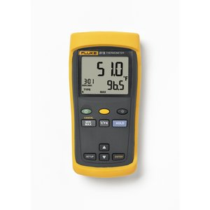Fluke FLUKE-51-2-60HZ Single Input Thermometer 60hz Noise Rejection