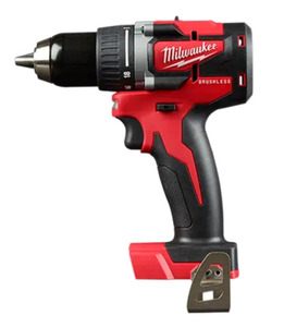 "Milwaukee 2801-20 M18 Compact Brushless 1/2"" Drill Driver (Bare Tool)"