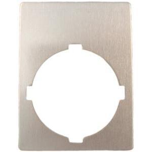 ABB SK-615-540-1 22mm Legend Plate, Blank, Modular