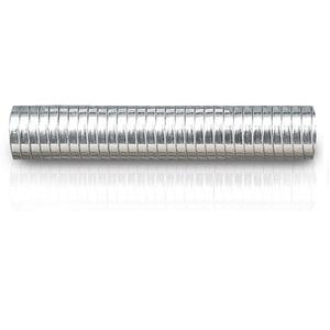 "Electri-Flex 91101 Flexible Steel Conduit, 2-1/2"", Reduced Wall, 50' Coil"