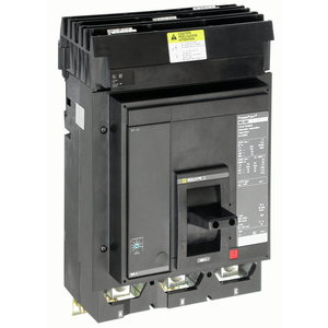 Square D MJA36800 MOLDED CASE CIRCUIT BREAKER 600V 800A