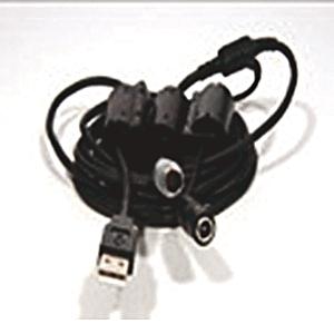 Allen-Bradley 1441-PEN25-COMS-US Portable Data Collector, Communications Cable, USB Power Splitter