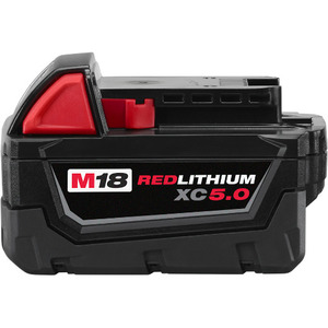 Milwaukee 48-11-1850 M18™ Redlithium XC5.0 Extended Capacity Battery Pack