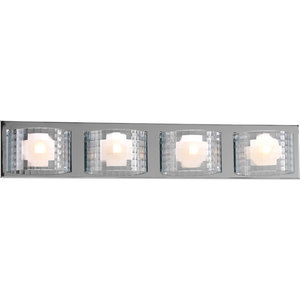Progress Lighting P2826-15WB PRO P2826-15WB 4-35W G9 BATH *** Discontinued ***