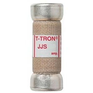 Eaton/Bussmann Series JJS-60 Fuse, 60 Amp, Class T, Very-Fast-Acting, Current-Limiting, 600V